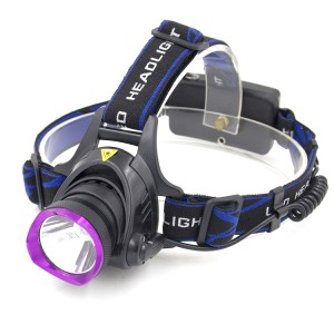 Waterproof Rechargeable XM-L T6 LED Headlamp Torch Super Bright Running Headlamp Camping Headligt Flashlight