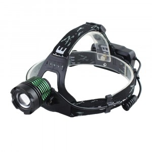 Ultra Bright Head Light 3 Modes Switch Water Resistant Running Light White Light LED Headlamp