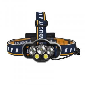1000lm T6 LED Headlamp Headlight USB Rechargeable Flashlight Torch Lamp